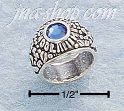 Sterling Silver SMALL HIGH SCHOOL RING CHARM
