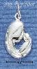 Sterling Silver PARENT W/ CHILD CHARM