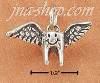 Sterling Silver TOOTH FAIRY CHARM