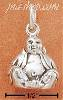 Sterling Silver SMALL BUDDHA CHARM