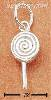 Sterling Silver LOLLIPOP CHARM