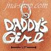 "Sterling Silver ""DADDY'S GIRL"" CHARM"