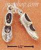 Sterling Silver TAP SHOES CHARM