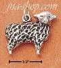 Sterling Silver SWEET BABY LAMB CHARM