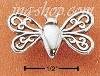 Sterling Silver FILIGREE BEE CHARM