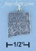 Sterling Silver NEW MEXICO STATE CHARM