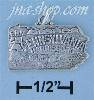 Sterling Silver PENNSYLVANIA STATE CHARM