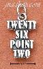 "Sterling Silver ""TWENTY SIX POINT TWO"" MARATHON CHARM"
