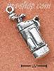 Sterling Silver GOLF BAG WITH CLUBS CHARM