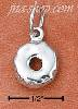 Sterling Silver DONUT CHARM
