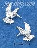 Sterling Silver SMALL HUMMINGBIRD POSTS