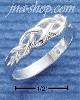Sterling Silver HP OPEN WEAVE RING SIZES 5-9